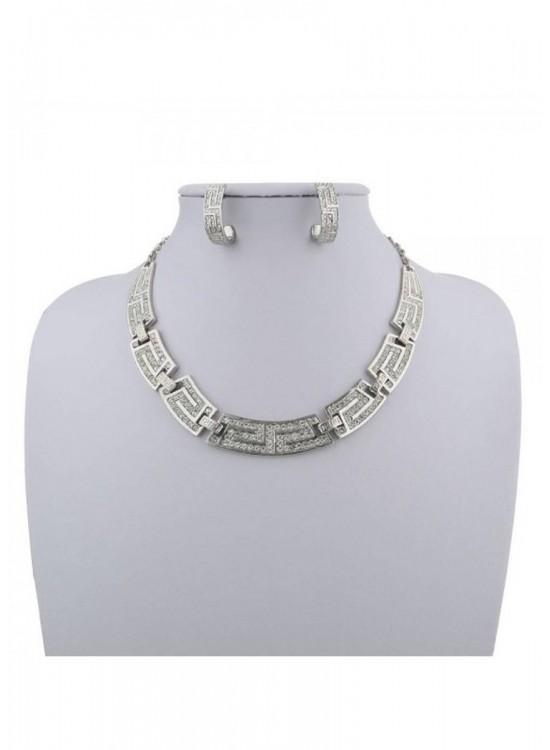 Súprava náhrdelník + náušnice