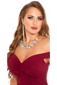 Elegantný náhrdelník s...