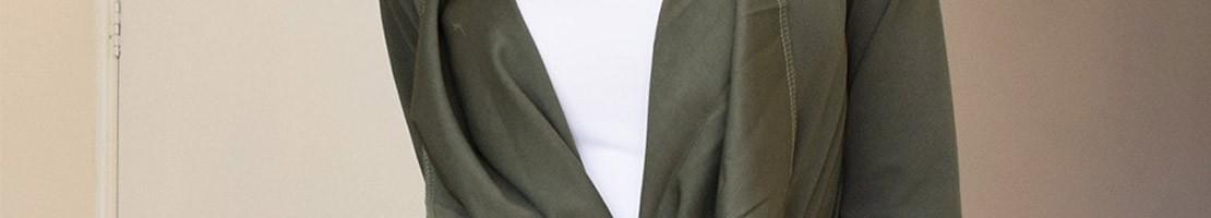 Kardigany - jarné, pletené, vlnené