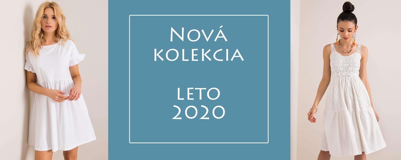 Nová kolekcia - leto 2020